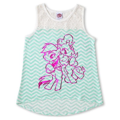 9efed454 Girls My Little Pony Tank Hasbro – Mint XS – BrickSeek