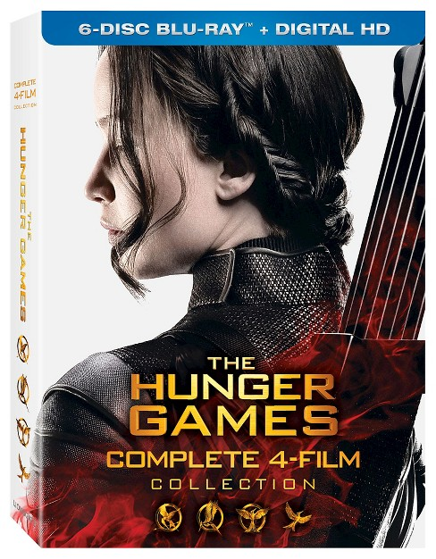 Hunger Games Collection (Blu-ray/DVD + Digital) - image 1 of 1