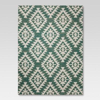 Area Rug Sahara Turquoise (5'X7')- Threshold™