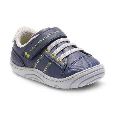 Baby Boys' Surprize by Stride Rite® Hilbert Sneakers - Navy 2