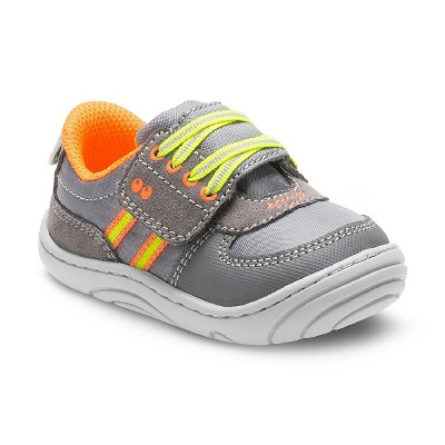 Baby Boys' Surprize by Stride Rite® Diego Sneakers - Gray 4