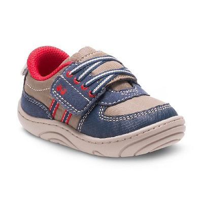 Baby Boys' Surprize by Stride Rite® Diego Sneakers - Blue 3