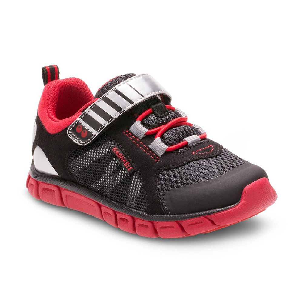 Toddler Boys Surprize by Stride Rite Dario Sneakers - Black 6