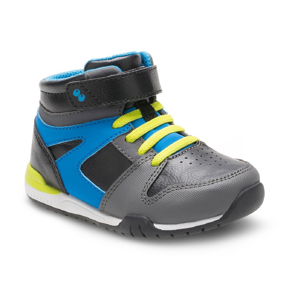 Toddler Boys Surprize by Stride Rite Cody High Top Sneakers - 7, Multicolored