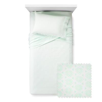 Mint Cool Burst Sheet Set (Queen)- Xhilaration™
