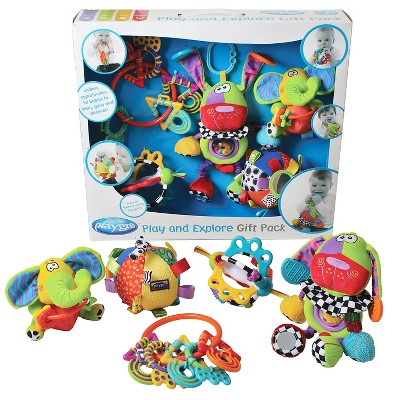 Playgro Play and Explore Gift Pack