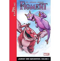Figment: Journey into Imagination: Volume 2 (Library) (Jim Zub)