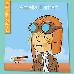 Amelia Earhart (Library) (Emma E. Haldy)