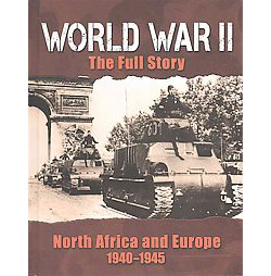 North Africa and Europe : 1940-1945 (Library)