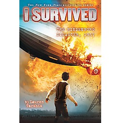 I Survived the Hindenburg Disaster, 1937 (Library) (Lauren Tarshis)