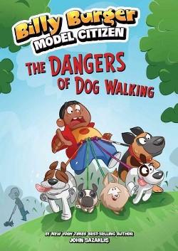 Dangers of Dog Walking (Library) (John Sazaklis)