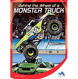Behind the Wheel of a Monster Truck (Library) (Alex Monnig)