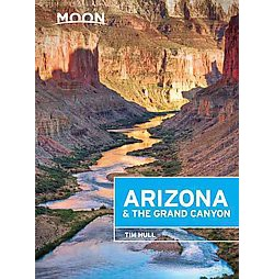 Moon Arizona & the Grand Canyon (Paperback) (Tim Hull)