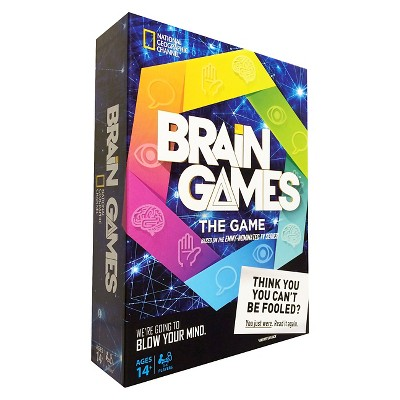 Brain Games The Game