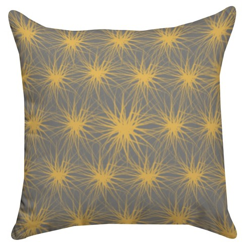 Cluster Print Throw Pillow - Thumbprintz - image 1 of 1