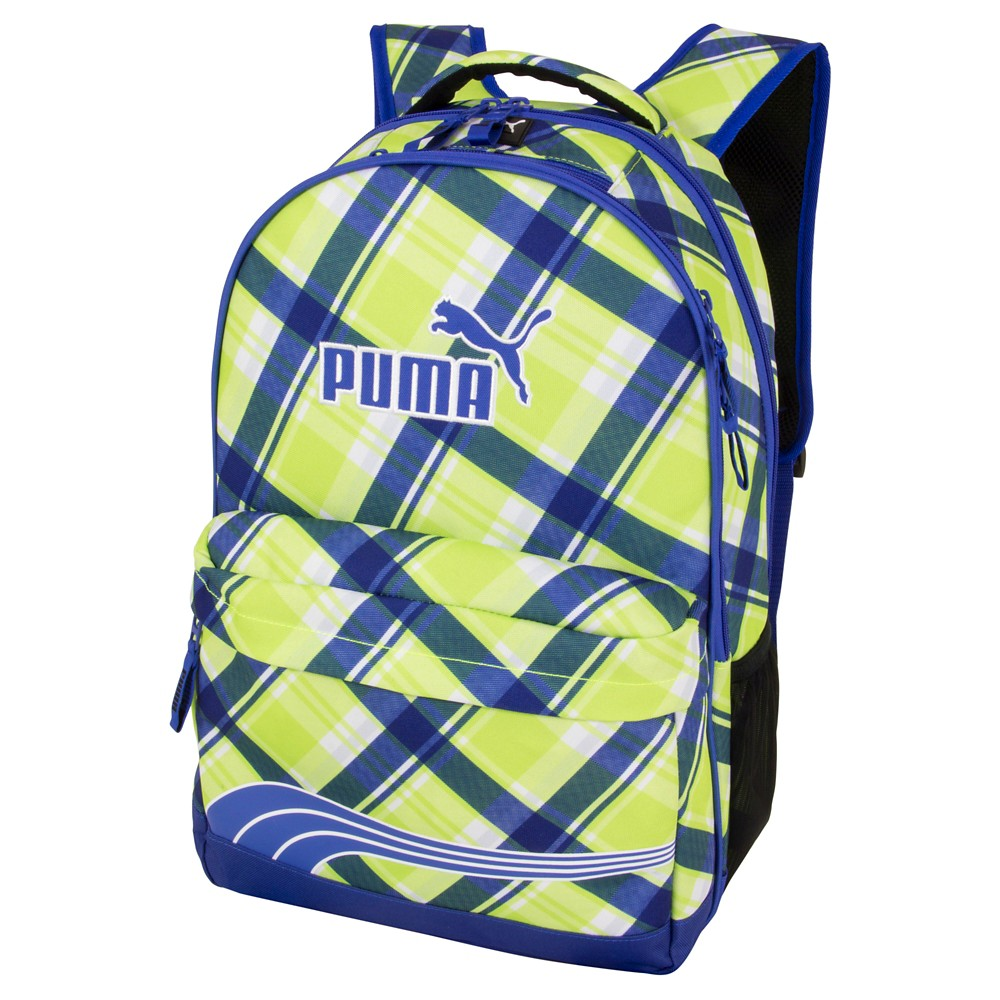 Puma 17 Archeprint Backpack - Lime (Green)