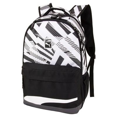 Puma 17  Archeprint Backpack - Black
