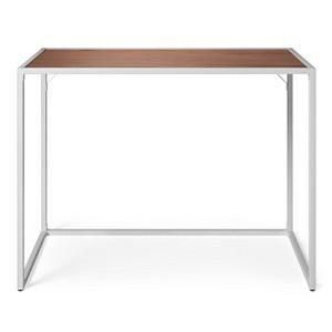 Boone Kids Desk - Silver Gray Metallic - Pillowfort
