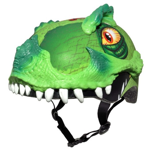 Raskullz T-Rex Awesome Child Helmet - image 1 of 6