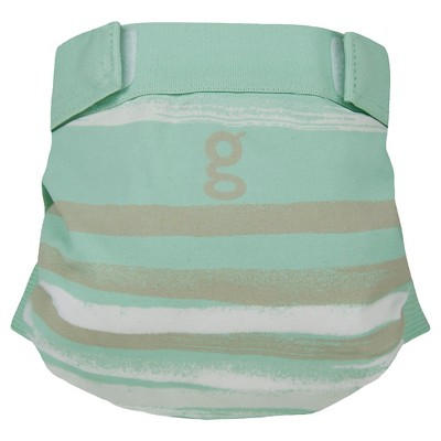 gDiapers gee I love the sea blue gPants - Small