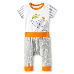 Boppy® Elephant 2 Piece Pants Set - Gray