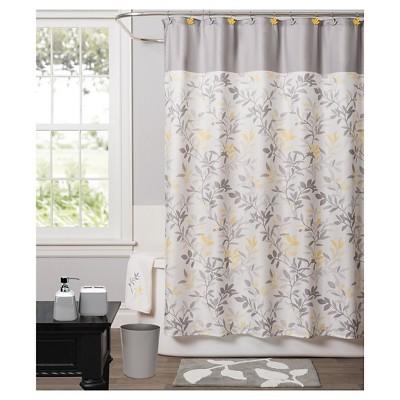 Trellis Fabric Shower Curtain