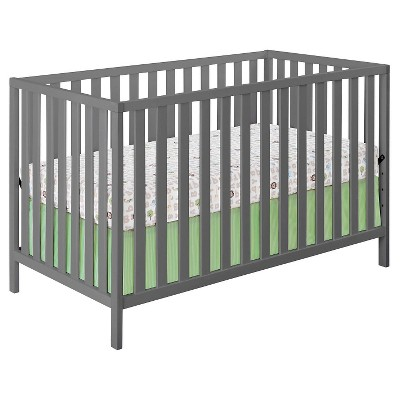 Cosco Standard Full-sized Crib Gray