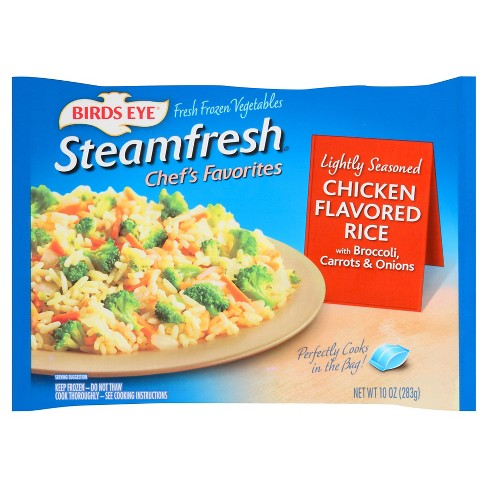 Birds Eye® Frozen Chicken Flavored Rice with Broccoli, Carrots & Onions - 10oz - image 1 of 1