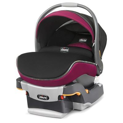 Chicco Keyfit Zip Infant Car Seat Fuscia