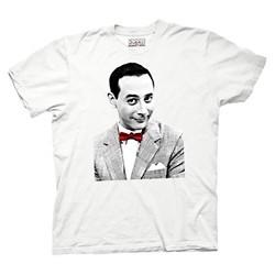 Men's Pee-Wee Herman T-Shirt White