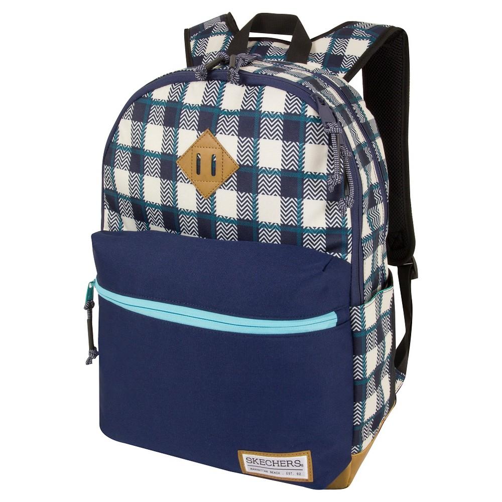 Skechers 16 Backpack - Navy, Blue