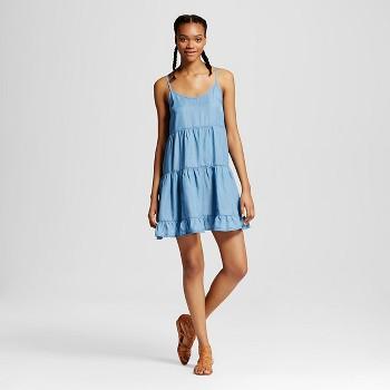 Mossimo Supply Co. Womens A Line Dress