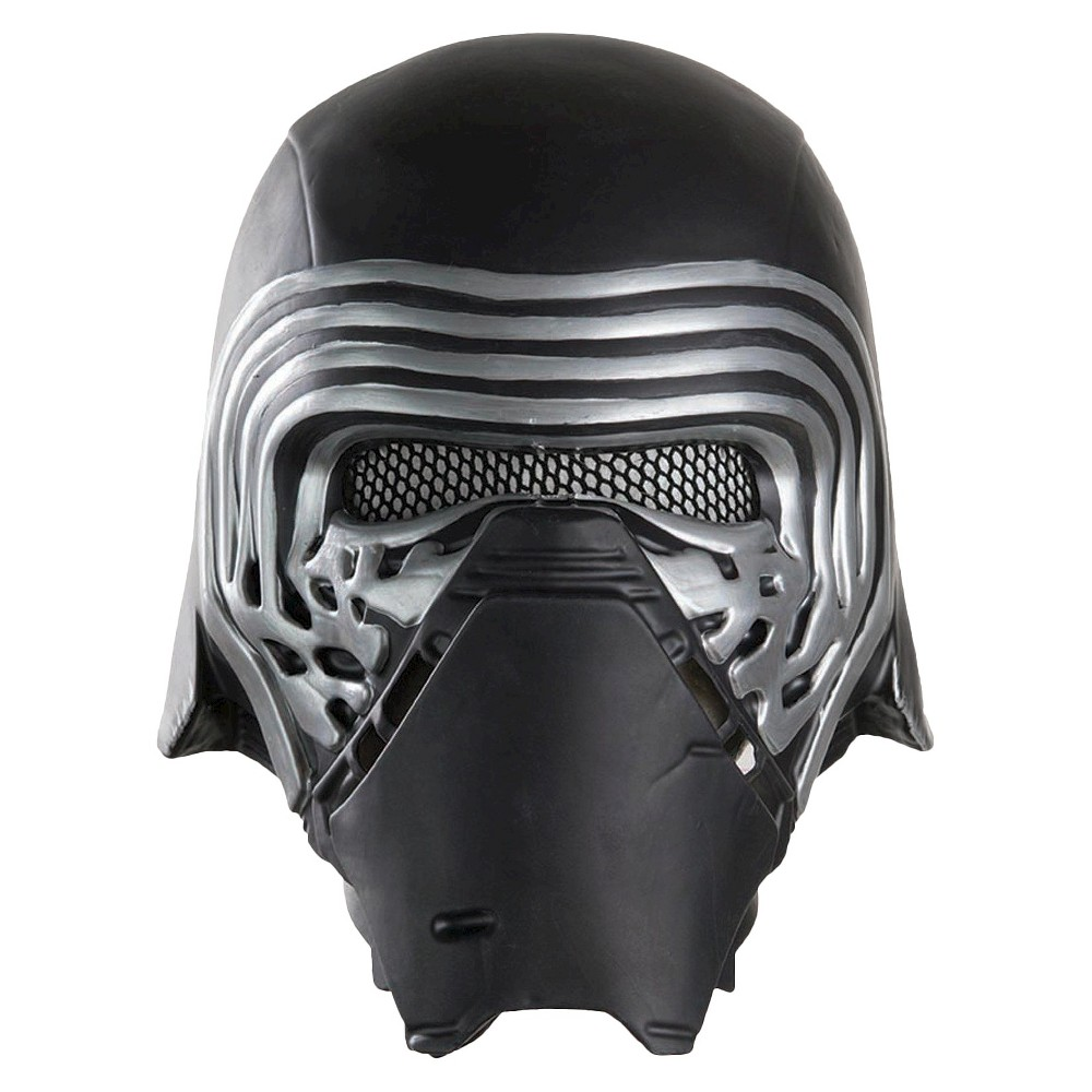 Star Wars: Kylo Ren Boys Half Helmet One Size Fits Most, Black