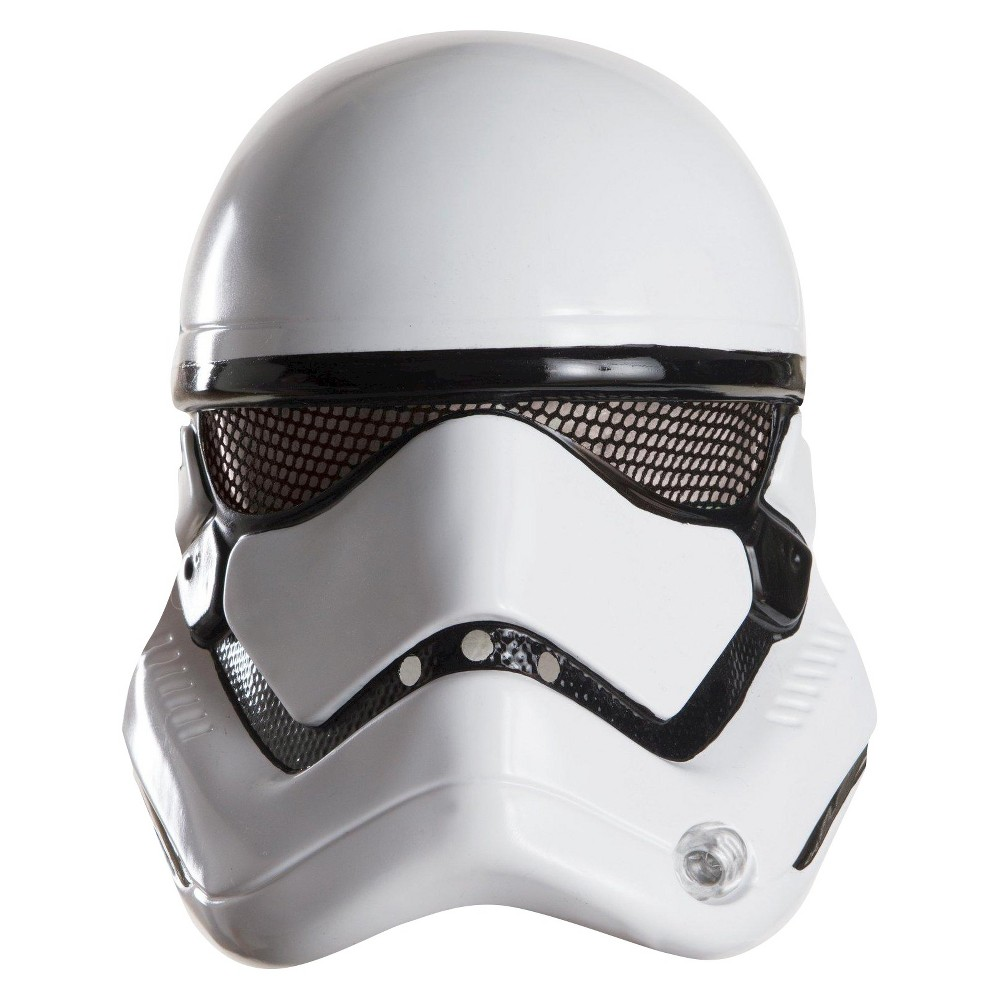 Star Wars: Stormtrooper Boys Half Helmet One Size Fits Most, White