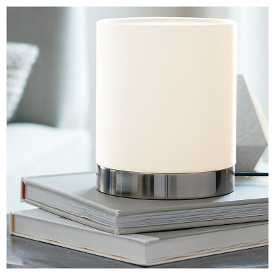 smart lighting small ambient table lamp ara collection threshold