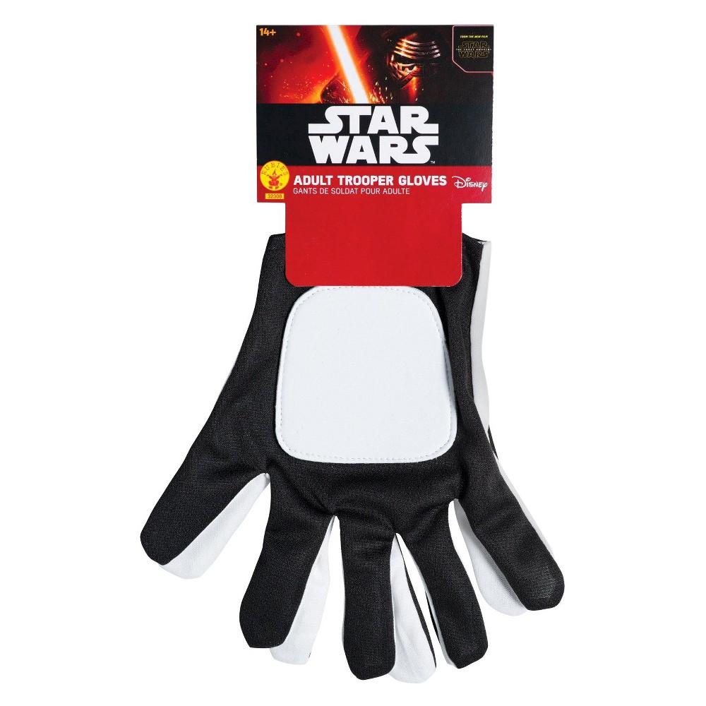 Star Wars: Flametrooper Mens Gloves One Size Fits Most, Black