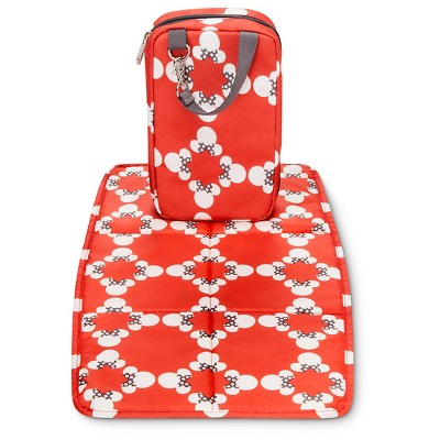 Disney Diaper Shuttle Diaper Bag Accessory- Minnie Mouse