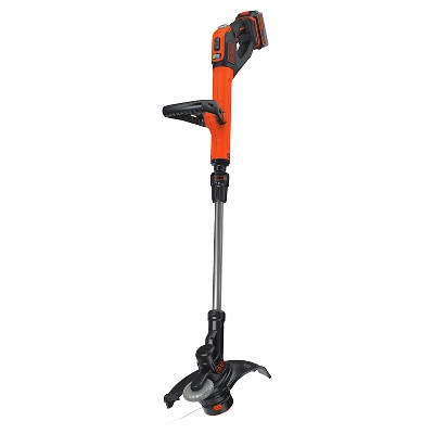 BLACK+DECKER™ 20V MAX* Easy Feed String Trimmer with 1 3.0 Ah Battery