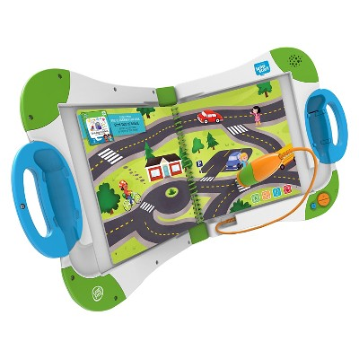 LeapFrog LeapStart Interactive Learning System Preschool and Pre-Kindergarden for Kids Ages 2-4 (works with all LeapStart books)