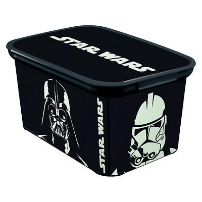 Star Wars™ Plastic Storage Bin Small