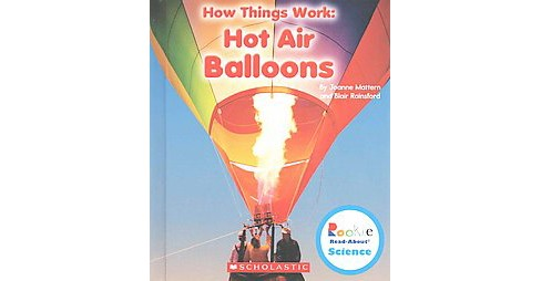 Rookie Read-About Science : How Things Work (Library) (Joanne Mattern) - image 1 of 1