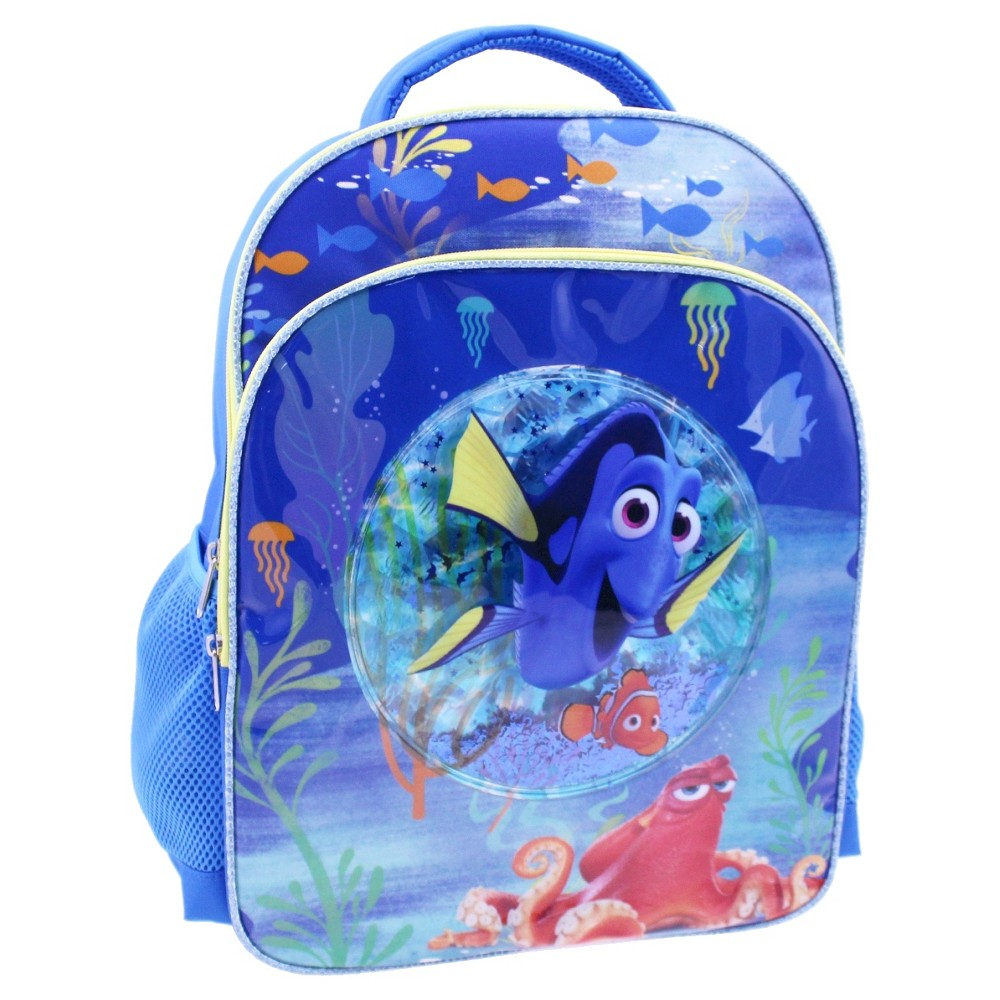 Disney 16 Finding Dory Confetti Bubble Kids' Backpack - Blue