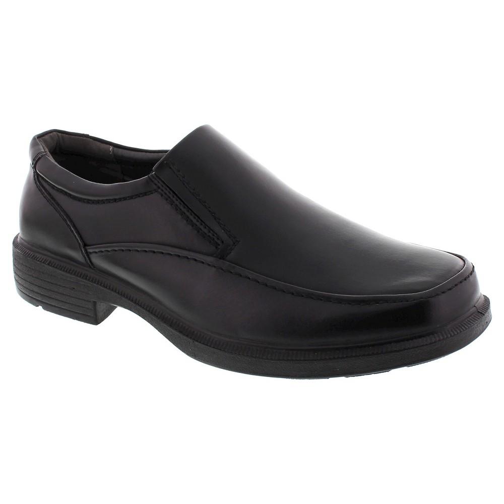 Mens Deer Stags Brooklyn Loafers - Black 9