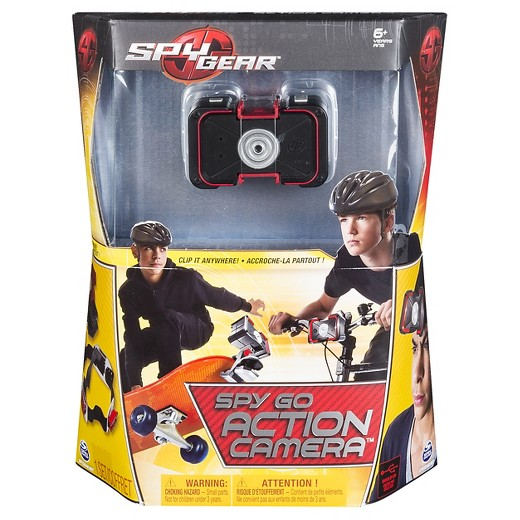 Spy Gear - Spy Go Action Camera : Target