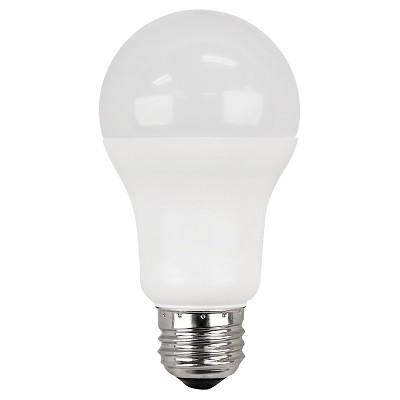 led soft white light bulb 13 w 100w equivalent 2pk up u0026 up