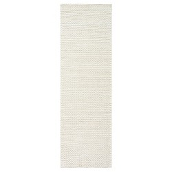 Wool Hand Woven Chunky Woolen Cable Rug - nuLOOM