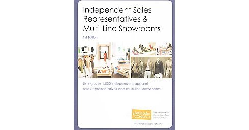 Independent Sales Representatives & Multi-Line Showrooms (Paperback) - image 1 of 1