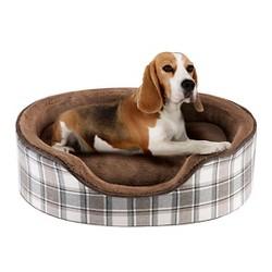 Cody Oval Cuddler Pet Bed