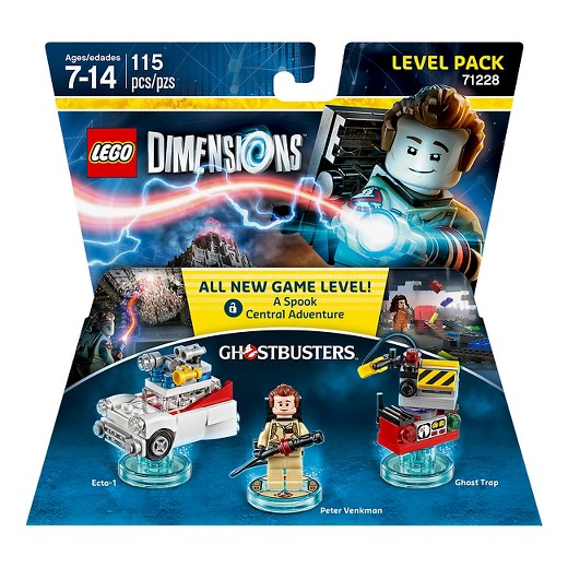 Lego 174 Dimensions Ghostbusters Level Pack Target