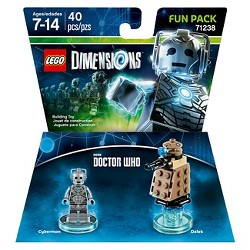 LEGO® Dimensions Doctor Who Fun Pack